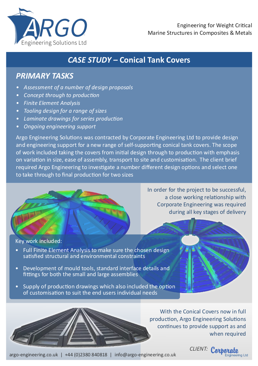 Case Study - Conical