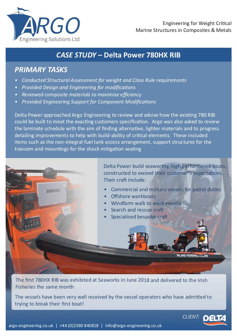 Case Study - Delta