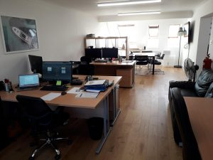 Argo Engineering increases office space in Hythe Marina Village
